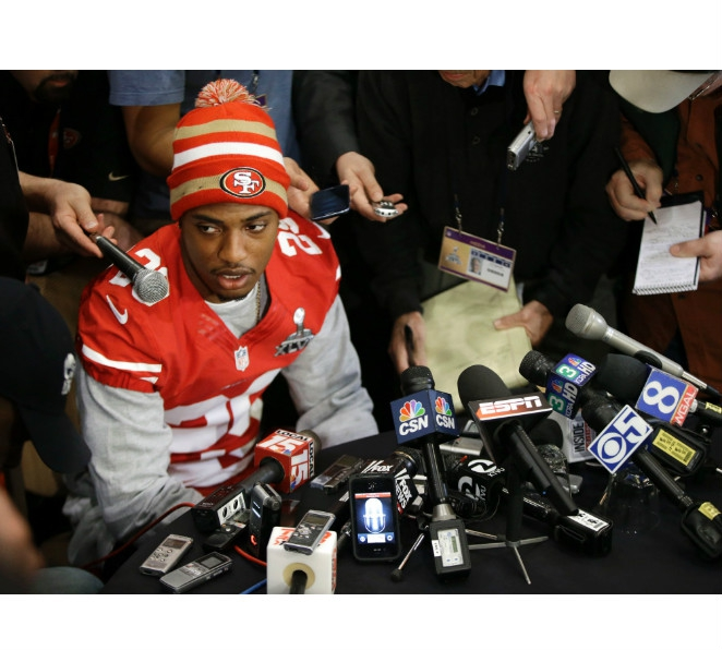49ers Cornerback Apologizes For Anti-Gay Comments!