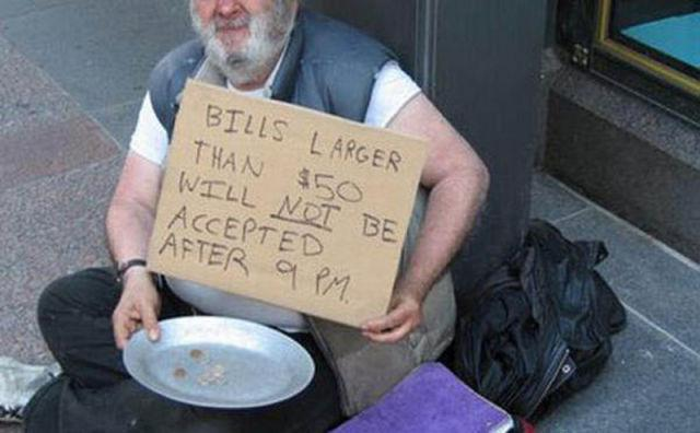 Homeless People Get Creative