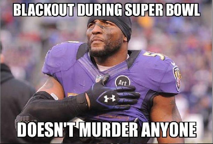 Ray Lewis didn't murder