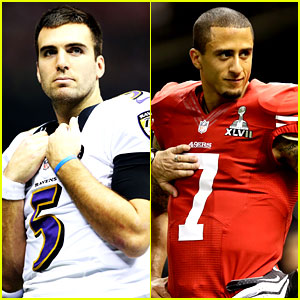 Flacco carried his team by passing, Kappernnick advanced by running