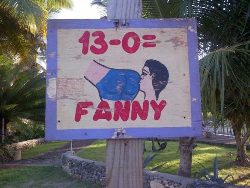 Funny signs full of WTF