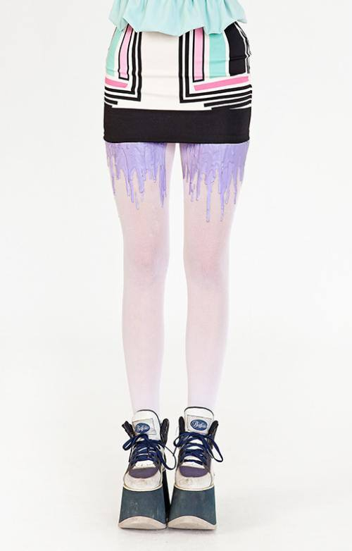 Funky Melting Tights