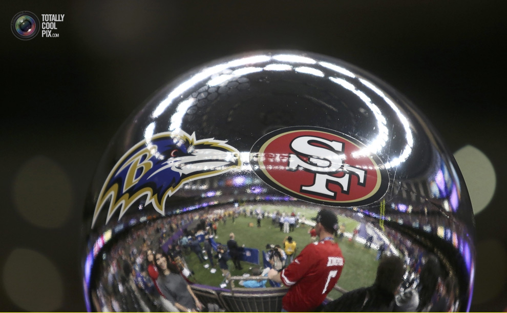 Super Bowl XLVII: San Francisco 49ers vs Baltimore Ravens