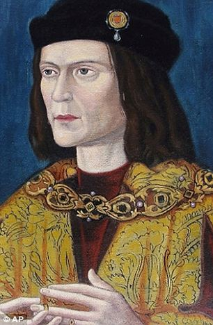 The face of Richard III