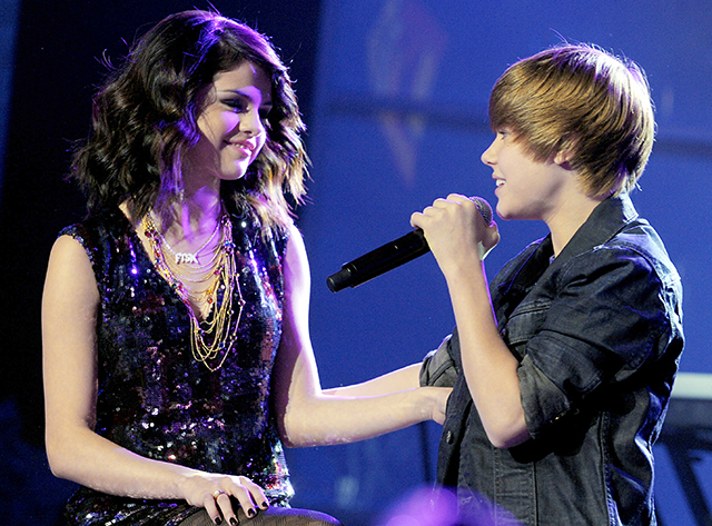 Justin Bieber and Selena Gomez: The way they were от Helen за 05 feb 2013