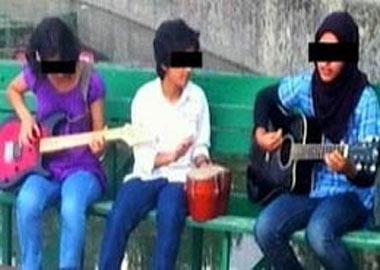 "All-girls Indian Band Breaks Up After Accused of ""Provoking Rape"" от Marinara за 05 feb 2013"