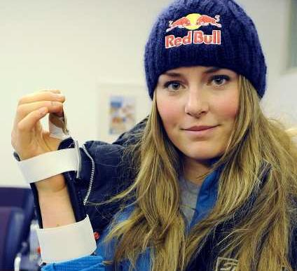 Skiier Lindsey Vonn Had a Bad Accident  от Marinara за 05 feb 2013