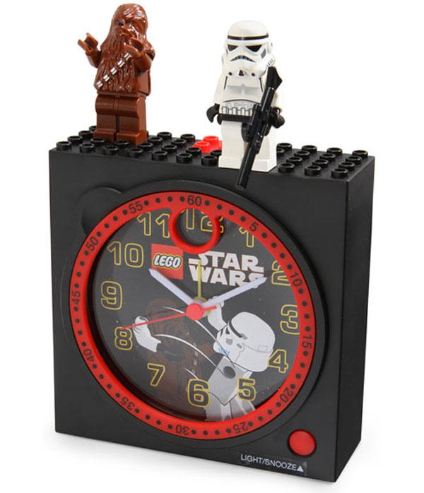 For The Geeks to Be on Time, Lego Clocks
