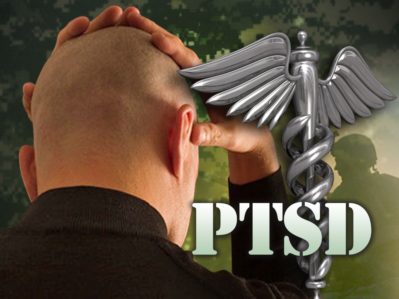 U.S. Military Veteran Suffering From PTSD Might Be Facing Death Penalty For Shooting 2 Men.