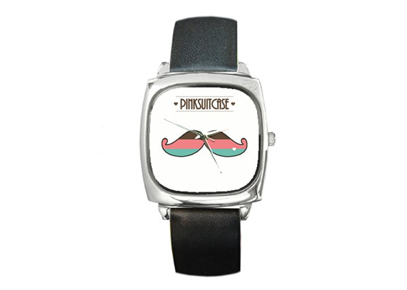 Make Sure Your Hipster GF is Never Late Again!