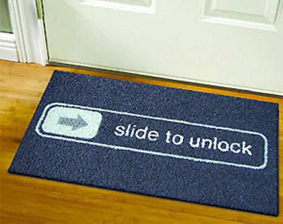 Great Hospitality Starts with a Cool Doormat