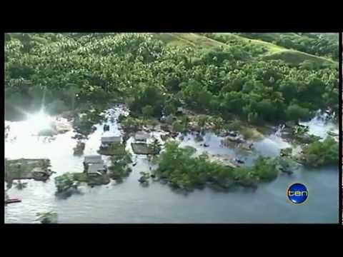 Earthquake Causes Tsunami at Solomon Island:(