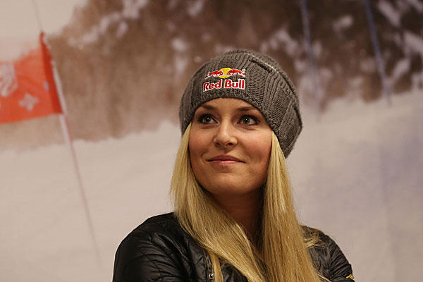 Lindsey Vonn Heading Home for the Surgery от Helen за 06 feb 2013