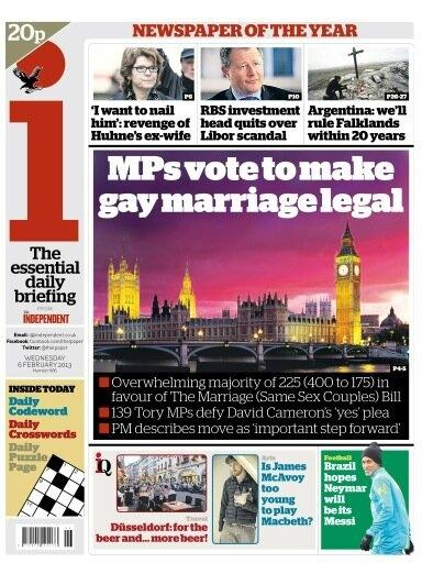 UK Parliament Says YES to Gay Marriage от Marinara за 06 feb 2013