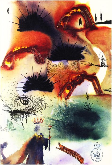 Salvador Dali's Influence on Pop Culture today.
