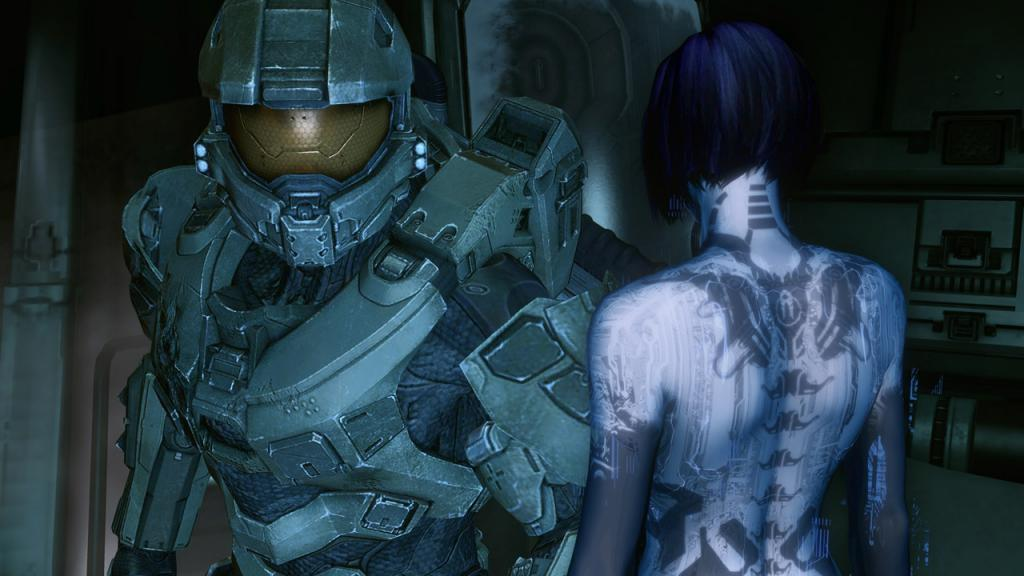 Halo 4 Punishes Sexism