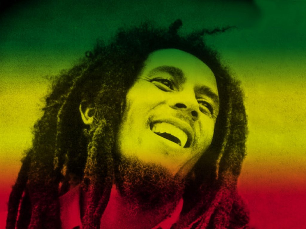 It's Bob Marley's Birthday!