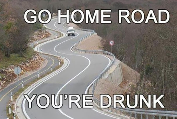 Best of the 'Go Home, You're Drunk' Meme