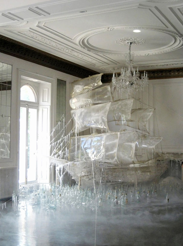 Literally Cool Things Made from Ice and Snow