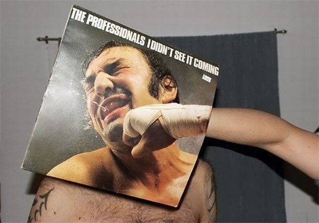 Sleeveface is a Creative Funny Art Form