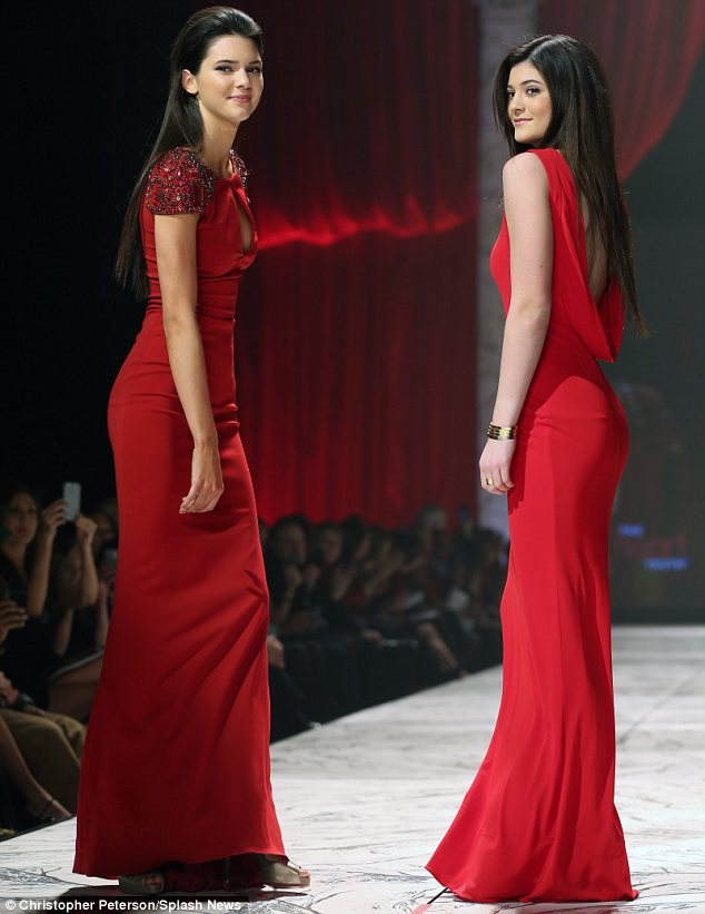 Kendall and Kylie Jenner Take the Fashion World
