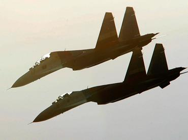 Russian Fighter Jets enter Japans Air Space