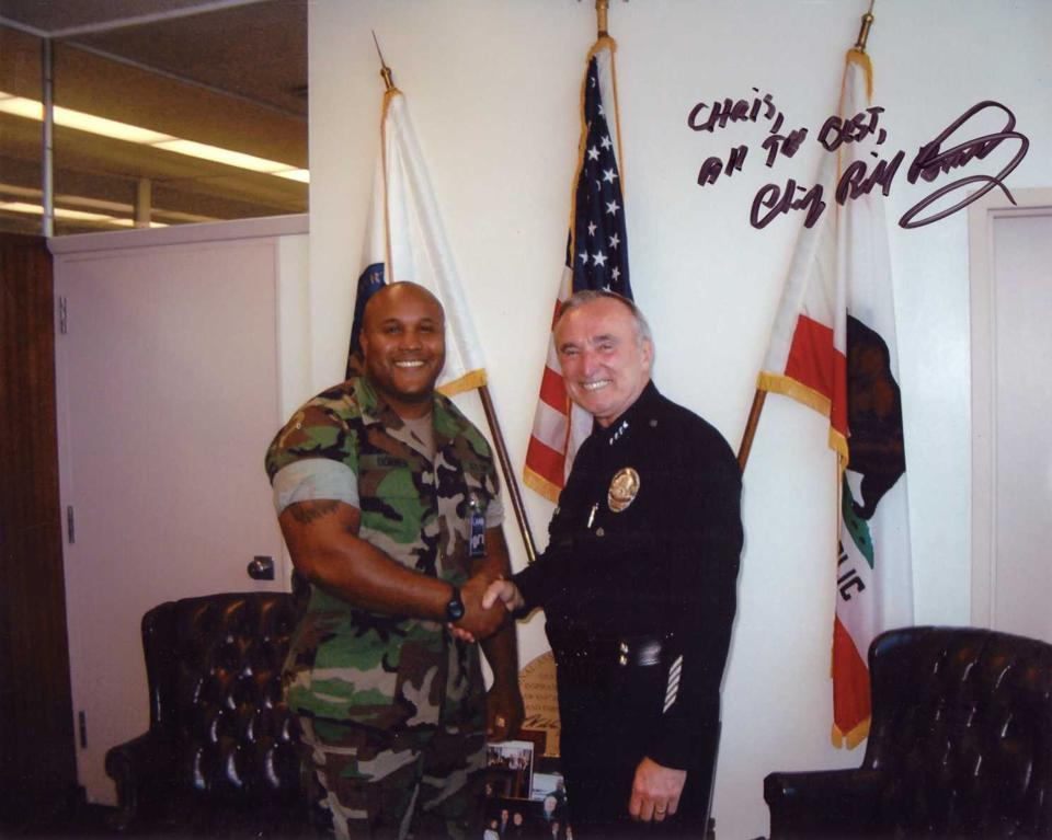 Ex L.A. Cop Is On A Killing Spree!