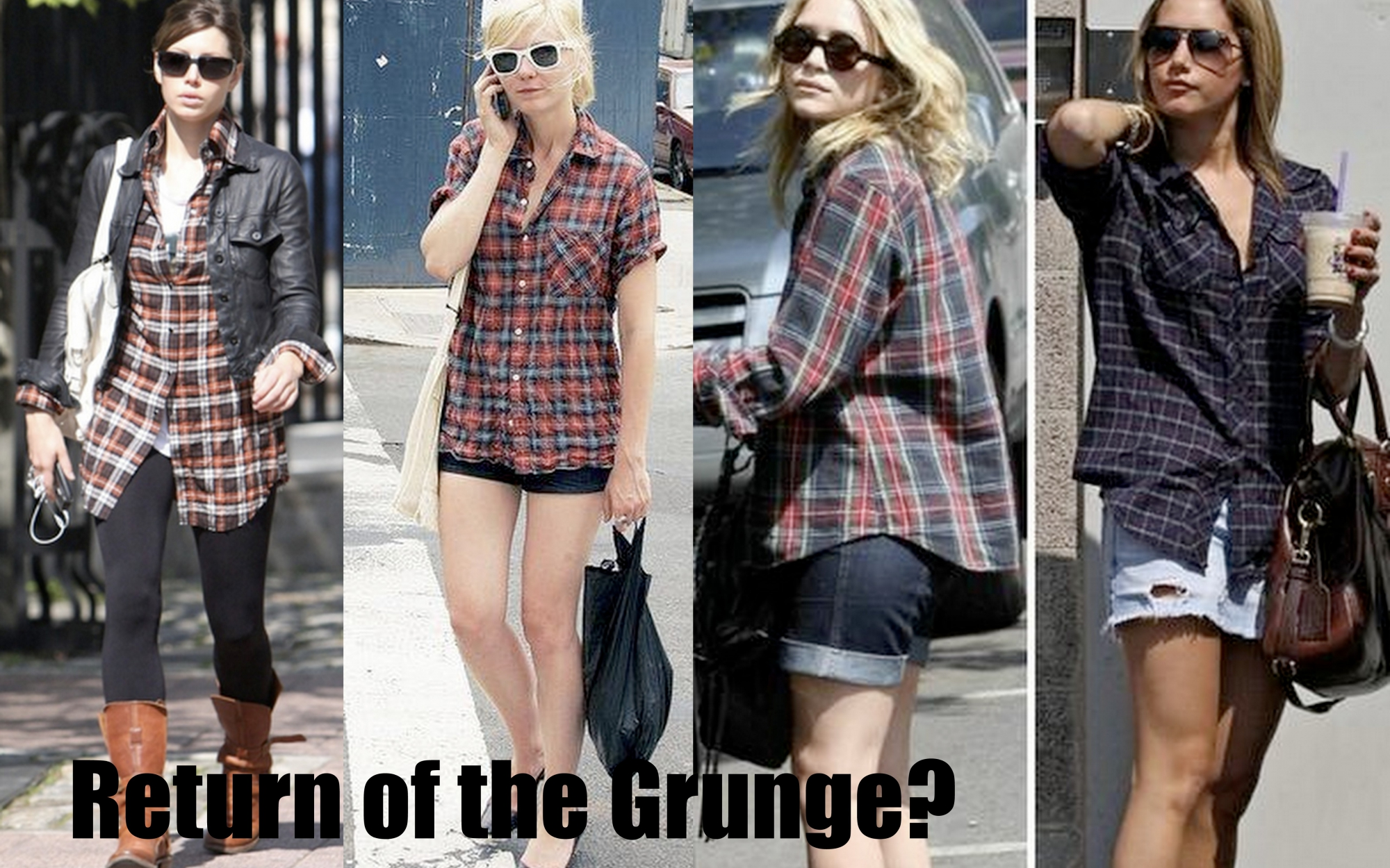 Grunge And Punk Are Coming Back!