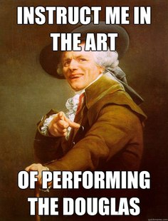 Joseph Ducreux: Tho art not Worthy!