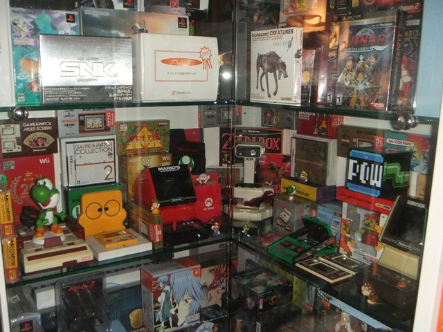 Video Game Collector Selling Off Massive 30 Year Collection on eBay