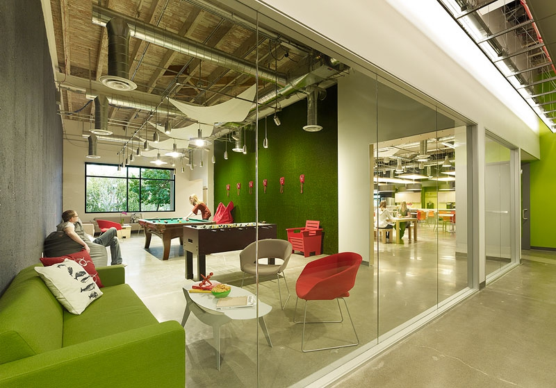 Skype's Palo Alto Headquarters