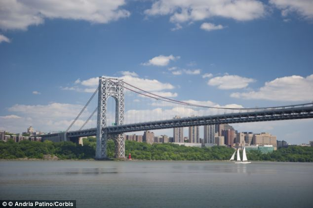 Fashionista jumps to her death from George Washington Bridge