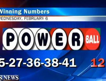 Lucky Son of A Gun from Virginia Hits $217 Million Jackpot  от Marinara за 08 feb 2013