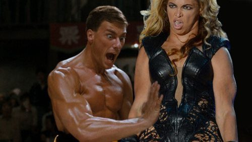 The internet makes fun of Beyonce's halftime photos