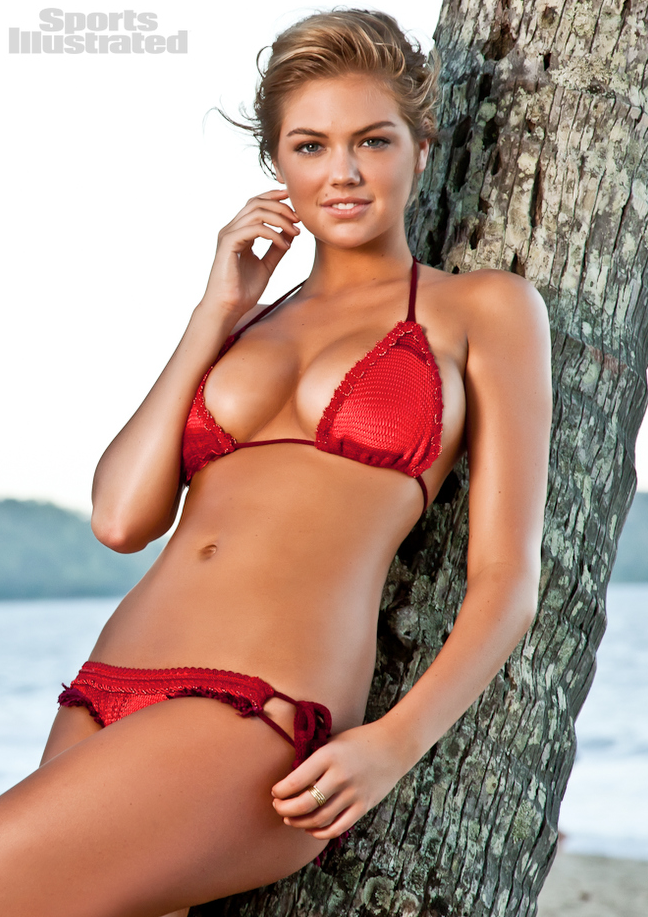 Kate Upton on the Cover of Sports Illustrated Swimsuit Issue for the 2nd Year in a Row  от Cassandra за 08 feb 2013