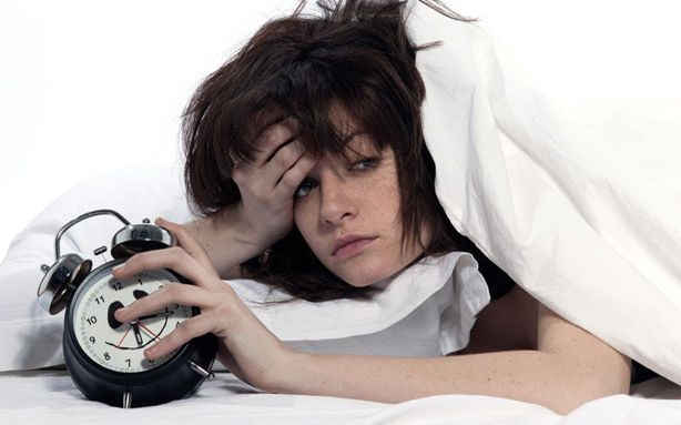 Drinking messes up your beauty sleep, by causing interrupted sleep patterns.