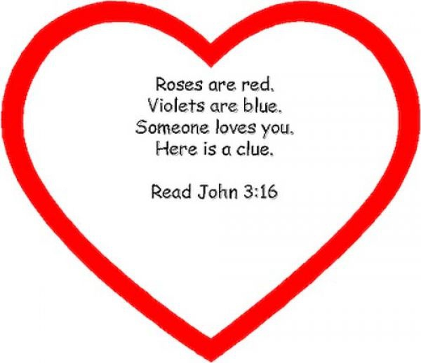 Cute Short Valentines Day Poems.