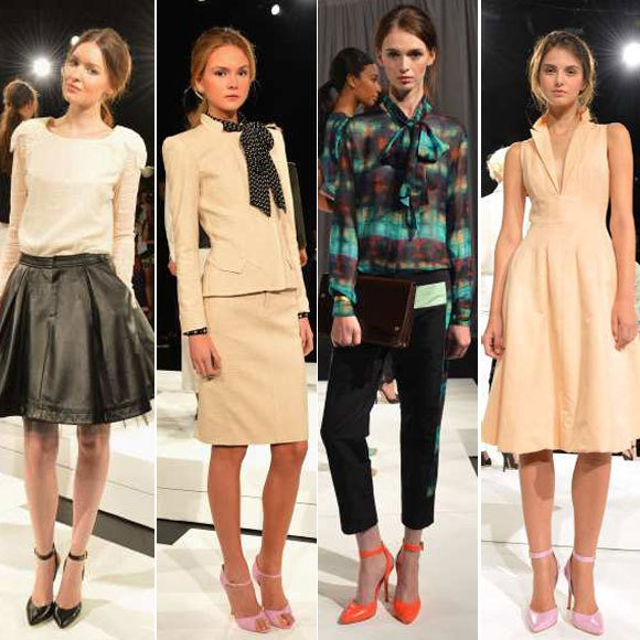 A Glimpse At The 2013 New York Fashion Show!