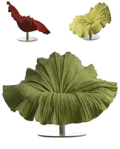 Relax in a Bee Fashion with These Bloom Flower Chairs