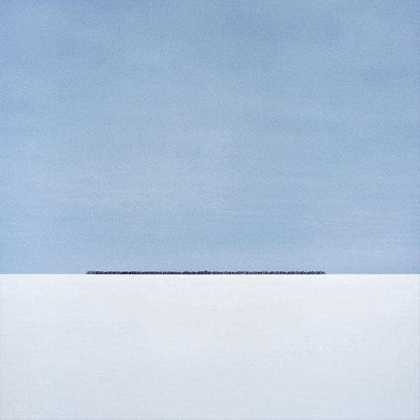 Inspiration from Andrey Belkov's Minimalistic Winter Photography  от Marinara за 11 feb 2013