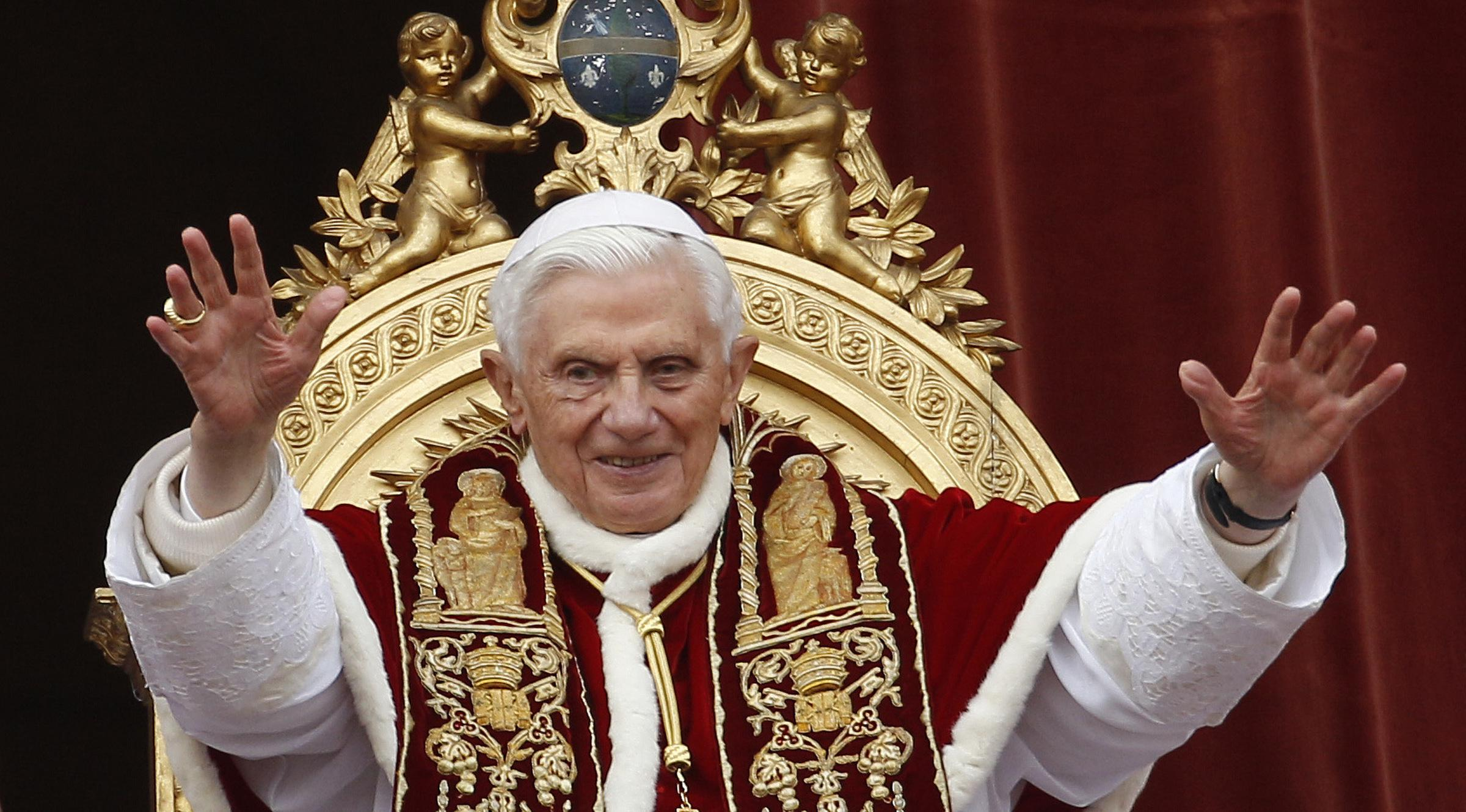 Pope Benedict XVI Will Resign