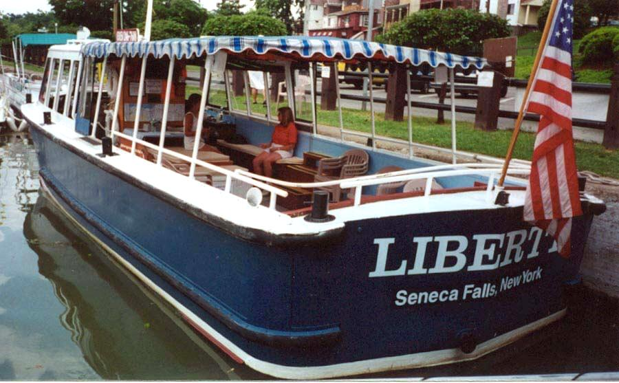 4) In 2002, the most popular boat name in the U.S. was Liberty.