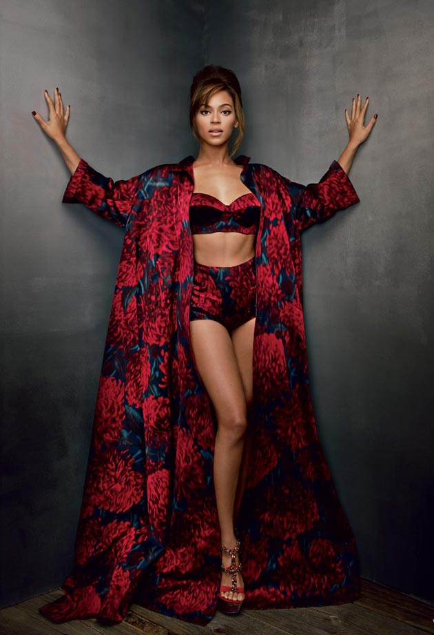 Beyonce Is Better at Posing for Vogue Than Everyone Else Is