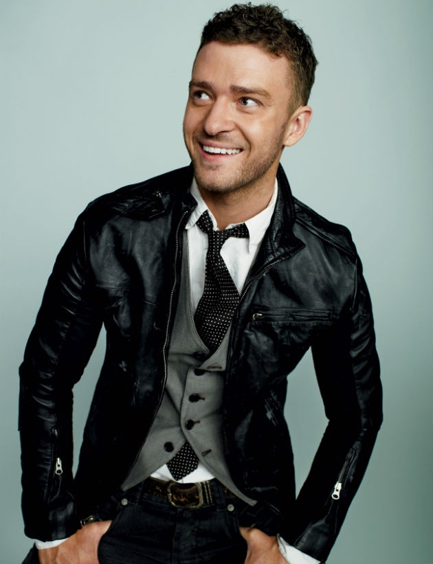 Justin Timberlake Brought Sexy Back. Again