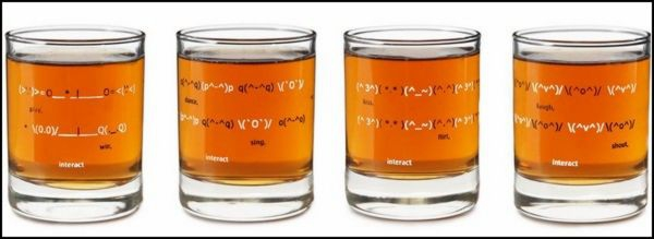 Awesome Drinking Glasses