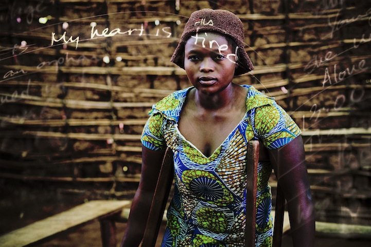 Powerful Written Portraits of Congolese Victims of War