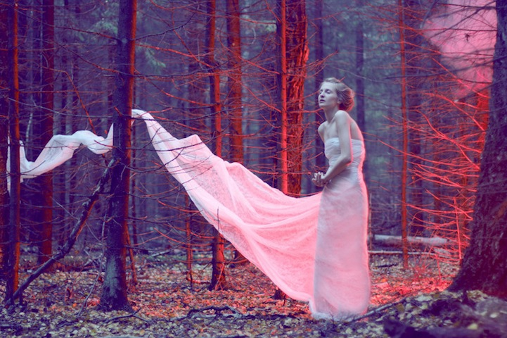 Hauntingly Surreal Images Inspired by Fairy Tales