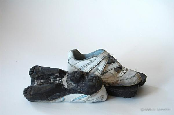 Don't Leave Foot Print Evidence with These Shoes