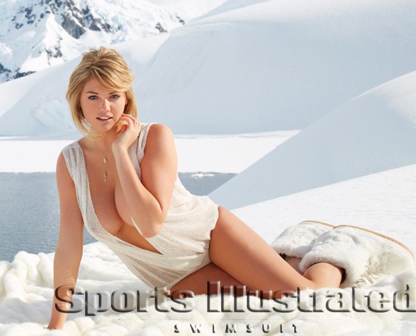 Kate Upton's Body Shuts Down after Antarctica Shoot  от Cassandra за 12 feb 2013