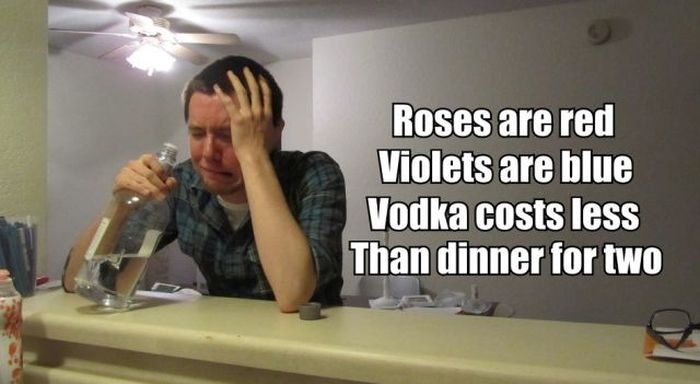 Funny Valentine's Day Photos